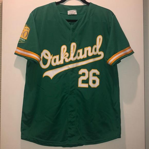 match up Other - Oakland A's Chapman jersey